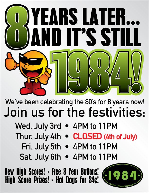 1984 Arcade Springfield Missouri